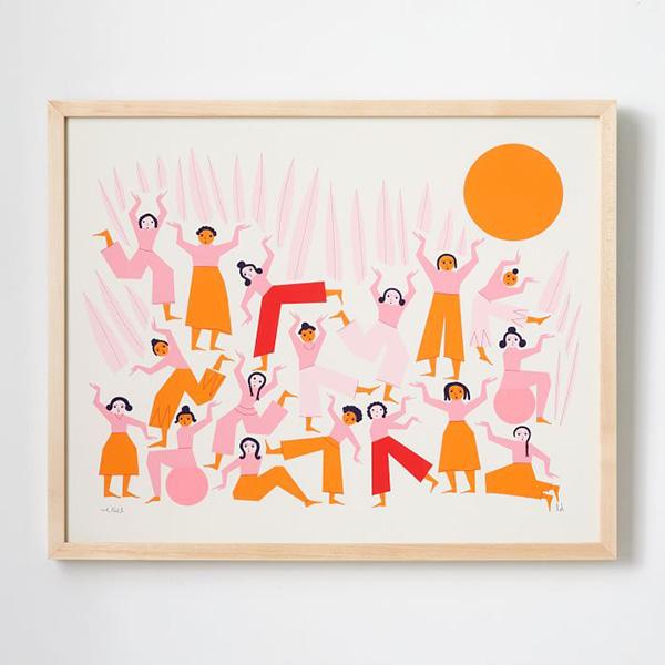 Leah Duncan Print